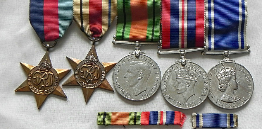 JSC Collectables | WWI, WWII and military items | Pickering