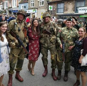Pickering War Weekend